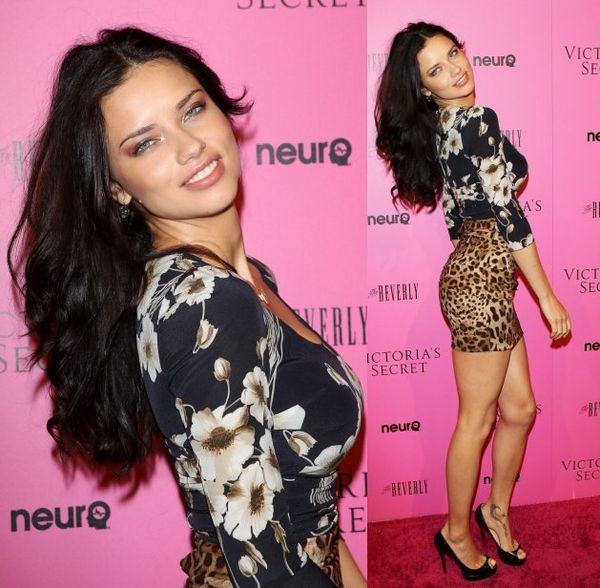 Victorias Secret Angels In Was Sexy Event