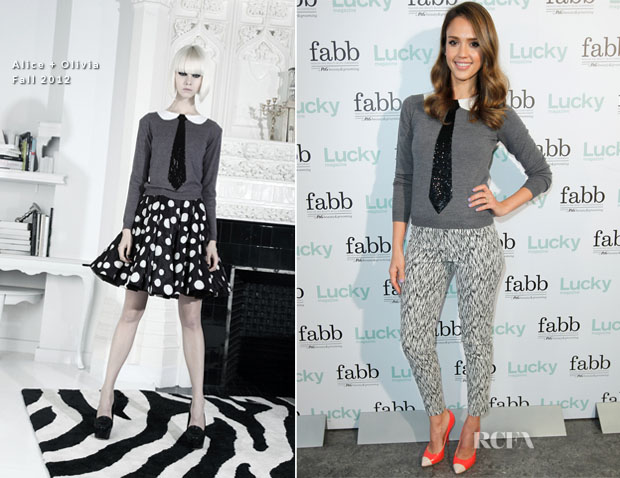 Jessica-Alba-In-Alice-+-Olivia-FABB-Fashion-and-Beauty-Blog-Conference